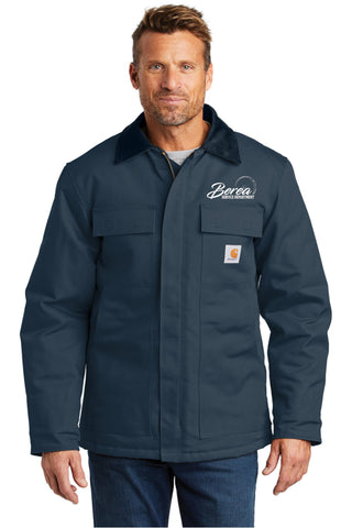 Berea Service Dept. Carhartt ® Duck Traditional Coat