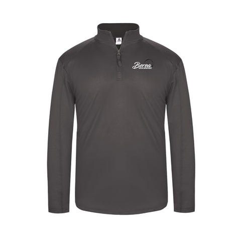 Berea Service Dept. Badger 1/4 Zip Lightweight Pullover (Sold in 3 colors)