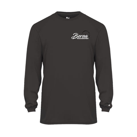 Berea Service Dept. Badger B-Core Dry Fit Long Sleeve Shirt (Sold in 3 colors)