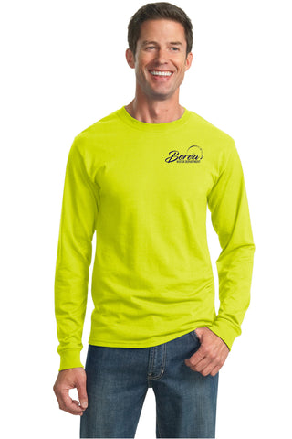 Berea Service Dept. Long Sleeve 50/50 Shirt (Sold in 3 colors)