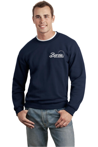 Berea Service Dept. Jerzees Nublend 8 oz Crewneck Sweatshirt (Sold in 3 colors)