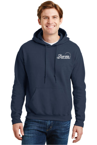 Berea Service Dept. Jerzees Nublend 8 oz Hooded Sweatshirt (Sold in 3 colors)
