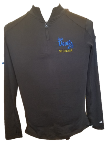 Independence Soccer Badger 1/4 Zip Lightweight Pullover