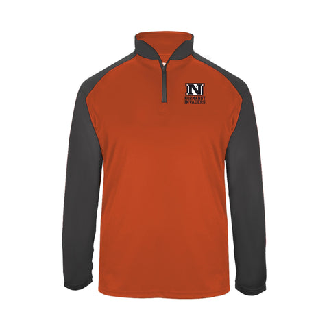 Normandy Badger Ultimate Softlock 1/4 Zip (Mens or Ladies)