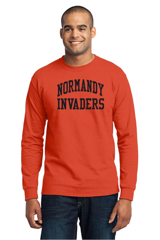 Normandy Invaders T-Shirt (Short Sleeve & Long Sleeve)