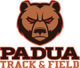 Padua Track & Field Embroidered Holloway Homefileld Jacket