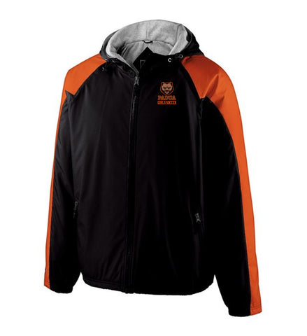 Padua Girls Soccer Holloway Homefield Embroidered Jacket