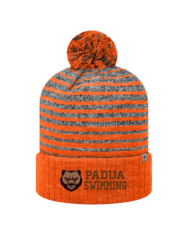 Padua Swimming Adult Knit Winter Cap