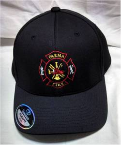 Parma Fire Embroidered Richardson Flexfit Hat