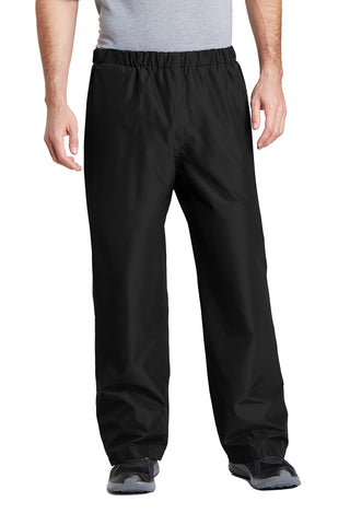 Port Authority Torrent Waterproof Pants (Offered in Black only)
