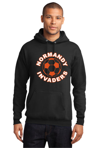 Normandy Men's Soccer Sweatshirt (Crewneck or Hooded)