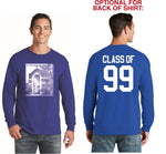 St. Charles 50/50 Long Sleeve T-Shirt (with alumni option)