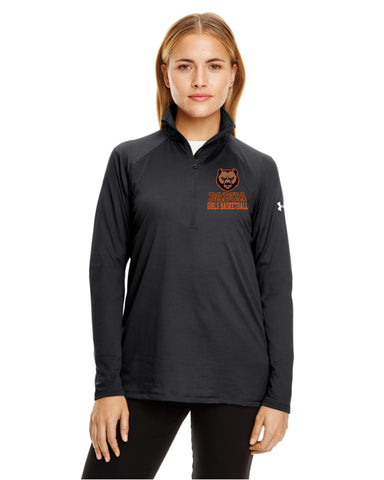 Padua Girls Basketball Under Armour UA Tech 1/4 Zip (Mens or Womens)