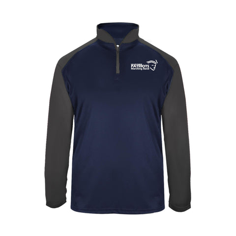 VF Music Badger Softlock Sport 1/4 Zip (Mens or Ladies)