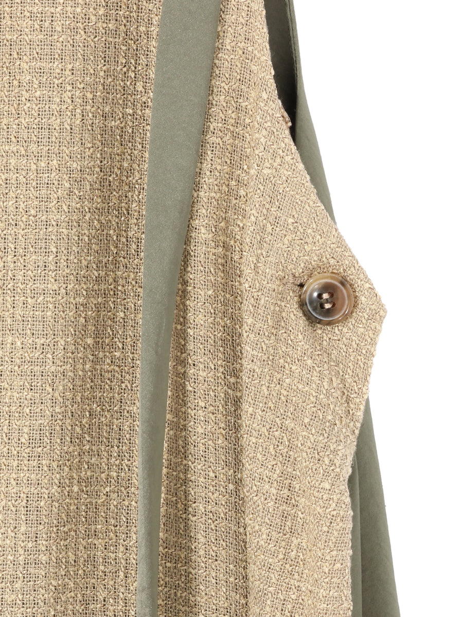 SUMMER TWEED DRESS