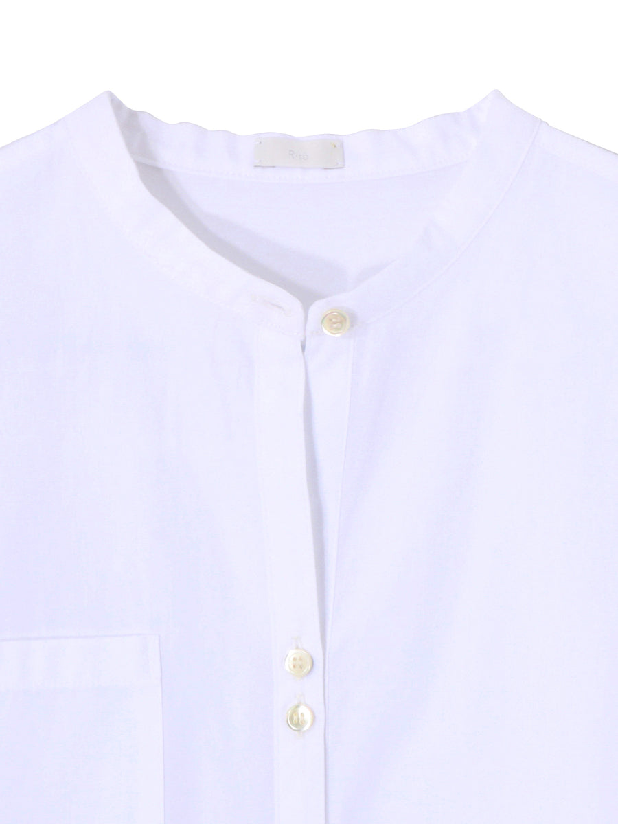 SHIRT WITH OPEND SLEEVES