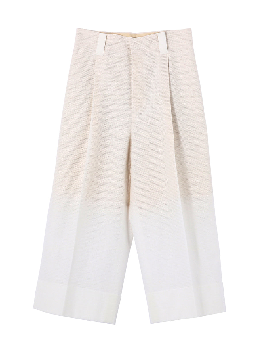 CENTER PRESS PANTS