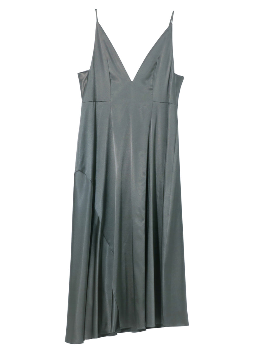 SATIN STRECH DRESS