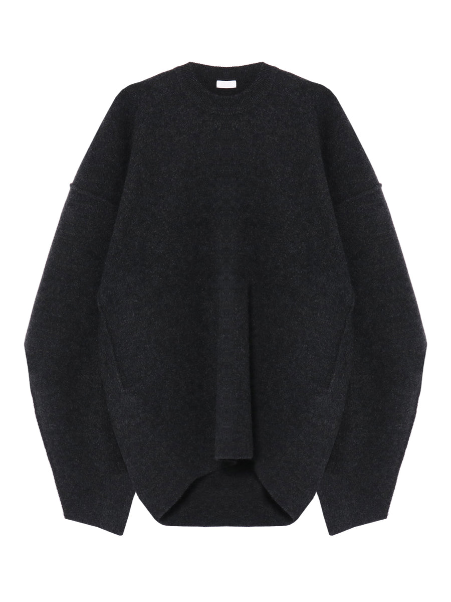 OVERSIZED CASHMERE SWEATER