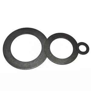 "7/8"" X 1-3/8"" Machinery Bushing Plain Finish Repair Washer - 18 Gauge"