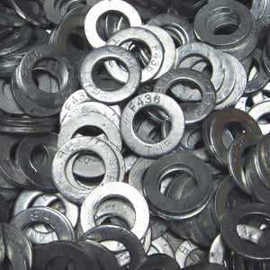 "3/4"" F436 Type 1 Round Structural Flat Washer Thru- Hard Hot Dipped Galvanized"