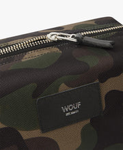 Load image into Gallery viewer, WOUF - Camouflage travel case