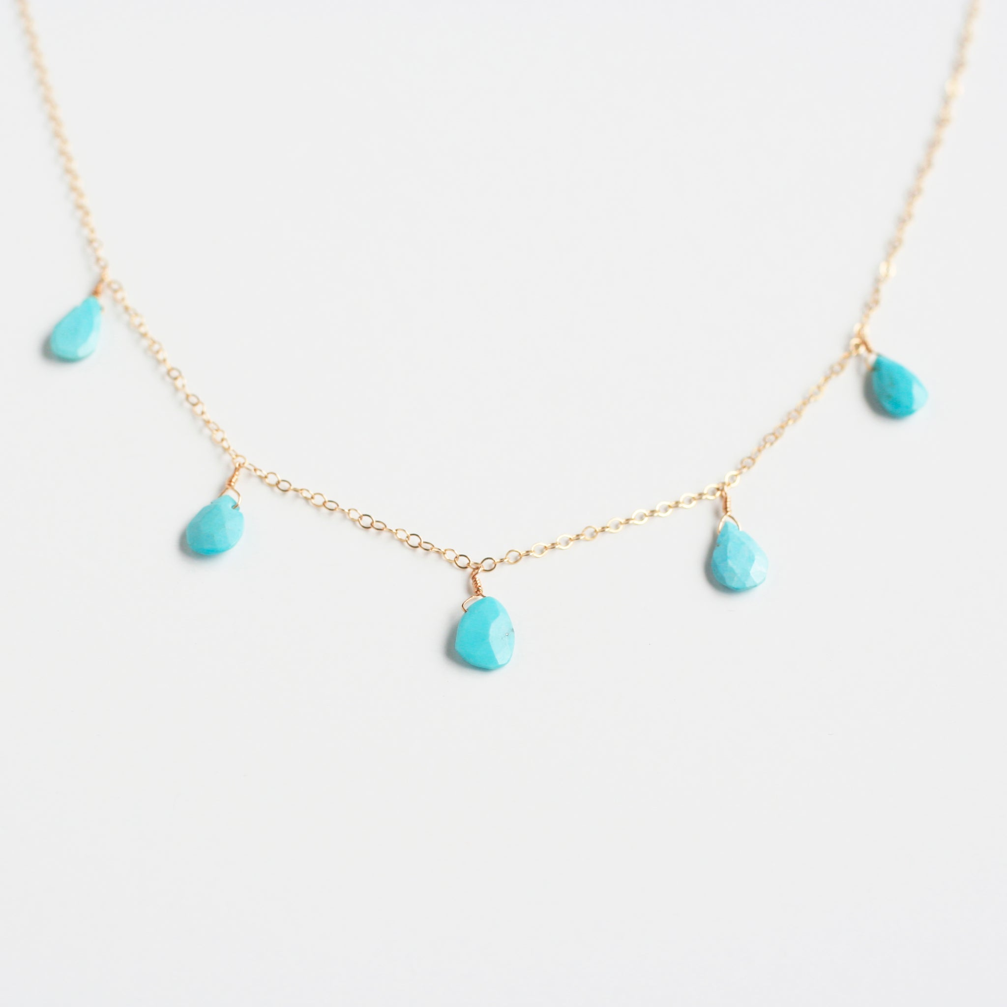Diana Turquoise Necklace