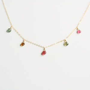 Diana Tourmaline Necklace