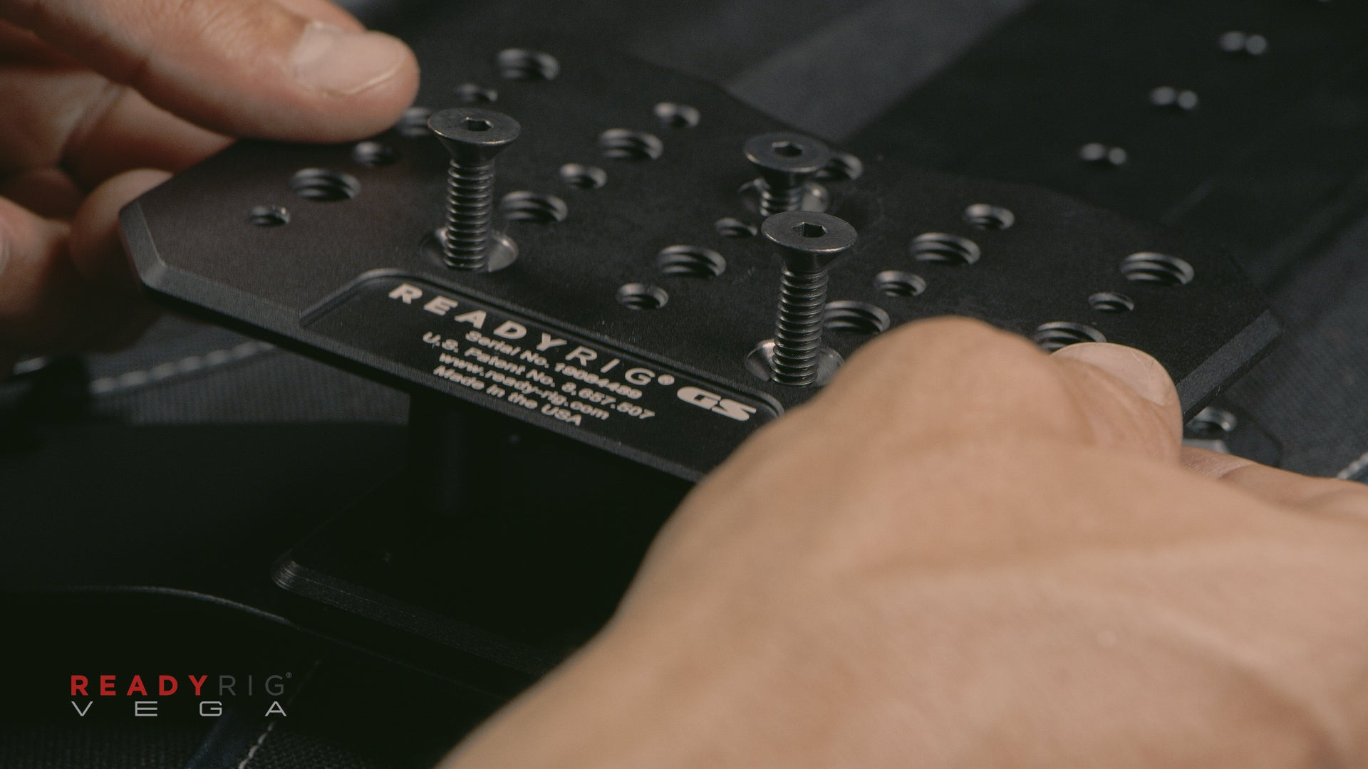 Remove Cheese Plate Screws 3