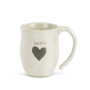 Warm Heart - Joyful Heart Mug