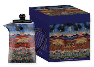 Ashdene - Garry Purchase - Under The Southern Cross Teapot