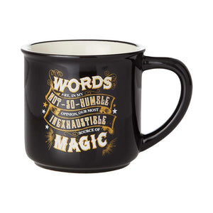 Wizarding World - Harry Potter Black Magic Mug