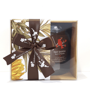 'Mothers' Love' Tea Sampler Box - Red Sparrow Tea Company