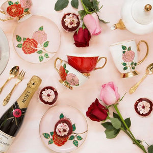 Cristina Re - Mug - Dolce Rosa Blush - Red Sparrow Tea Company