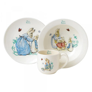 Beatrix Potter - Peter Rabbit Nursery Set