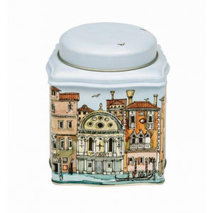 Architecture Tea Canister