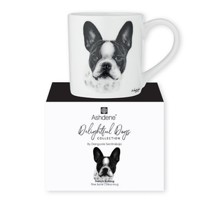 Ashdene - Delightful Dogs Mug - French Bulldog