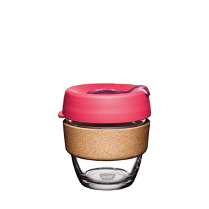 KeepCup - Brew Cork - Flutter - 8oz - Red Sparrow Tea Company