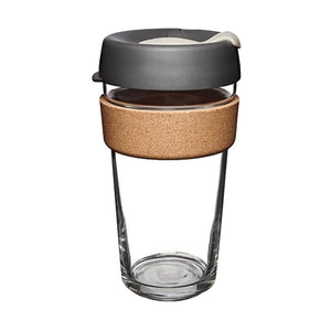 KeepCup - Brew Cork - Press - 16oz - Red Sparrow Tea Company