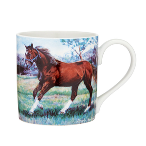 Ashdene - Beauty Of Horses - Cantering Spirit Mug