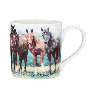Ashdene - Beauty Of Horses - In The Pasture Mug