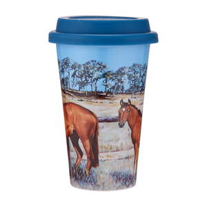 Ashdene - Beauty Of Horses - Better Together Travel Mug
