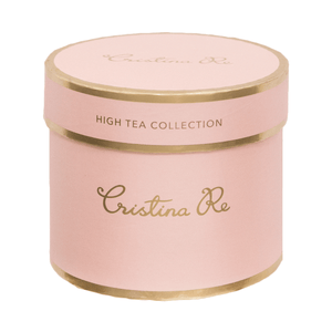 Cristina Re - Teacup & Saucer - Blush - Red Sparrow Tea Company
