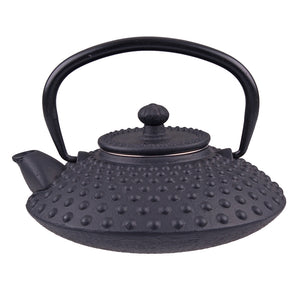 Cast Iron Teapot - Hobnail - 500ml - Red Sparrow Tea Company