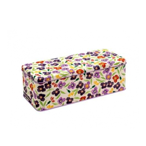Emma Bridgewater - Wallflowers - Deep Rectangle Tin