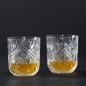 Davis & Waddell - Fine Foods Deluxe Old Fashioned Glass Set