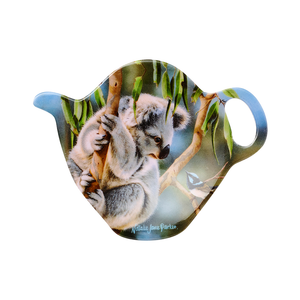 Ashdene - Fauna Of Aus - Koala - Tea Bag Holder