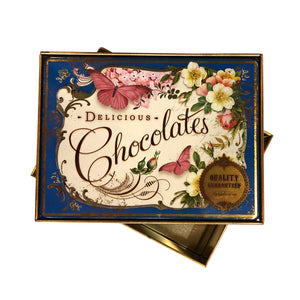 Luxury Chocolate Tin - Medium