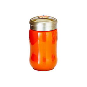 Liven Tourmaline Tumbler - Jixing Happy - Orange - Red Sparrow Tea Company