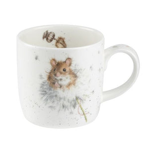 Royal Worcester - Wrendale - 'Country Mice' mug
